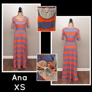 Ana Maxi Dress - XS
